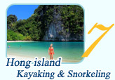 Hong Island Kayaking & Snorkelling