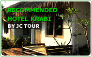 Recommended Hotel by JC Tour