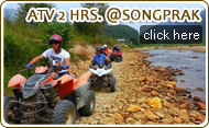 ATV 3 Hrs at Song Prak by JC Tour