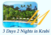 3Days 2Nights in Krabi