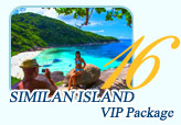 Similan Island VIP Trip by JC Tour
