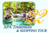 Spa Treatment and Shopping Tour by JC Tour