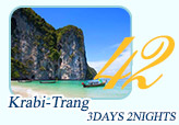 3 Days 2 Nights in Krabi-Trang