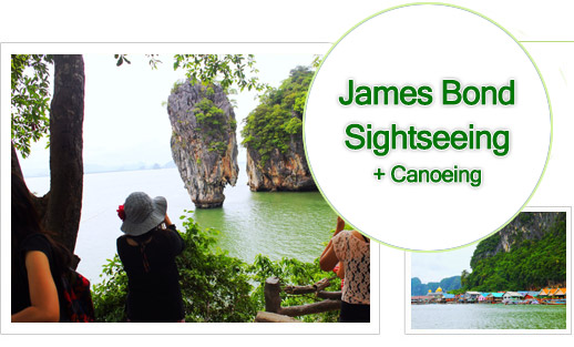 Phang Nga & James Bond Discovery