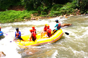 Pungchang Cave + Rafting + Waterfall